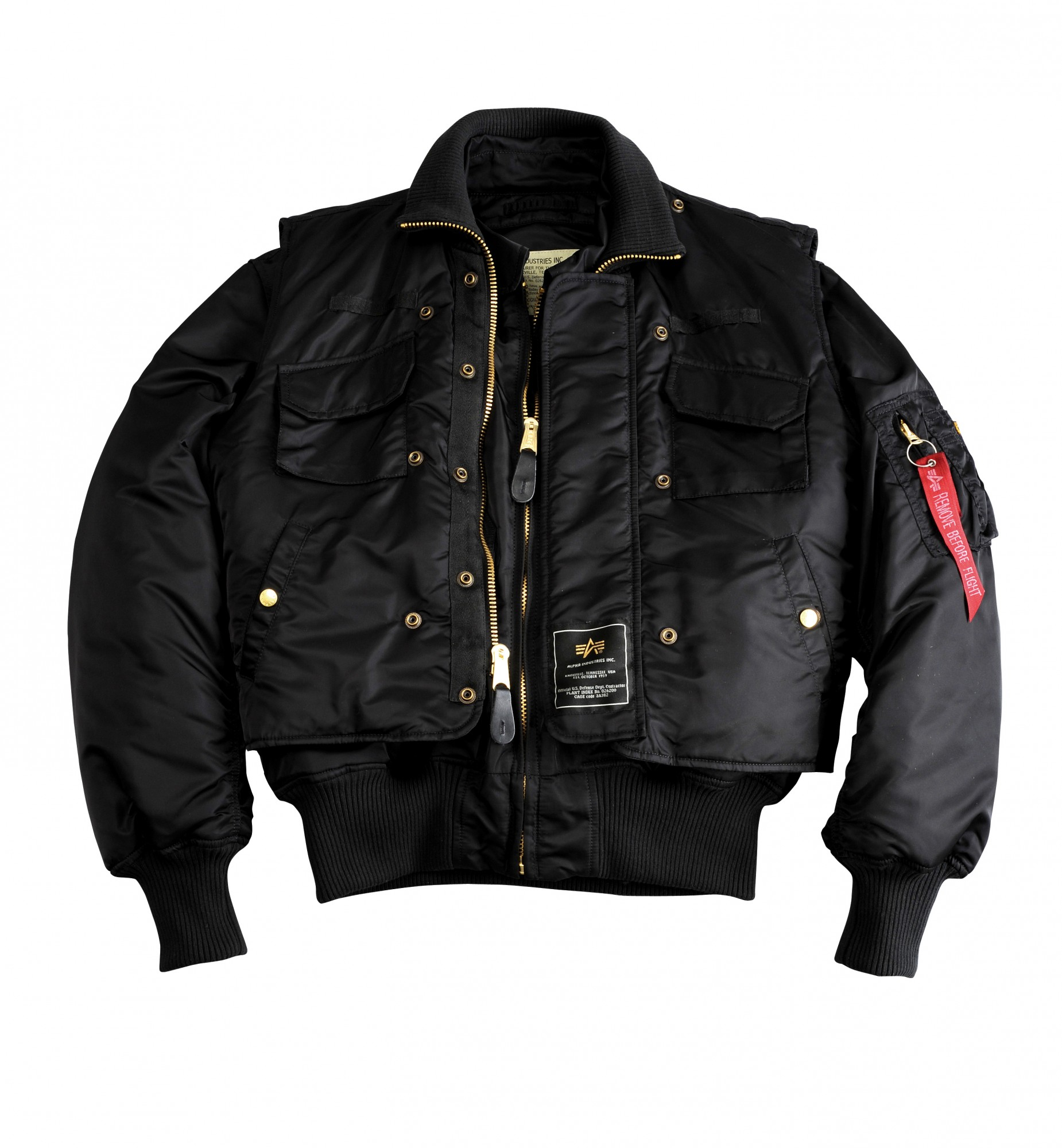 Alpha industries jacke outlet