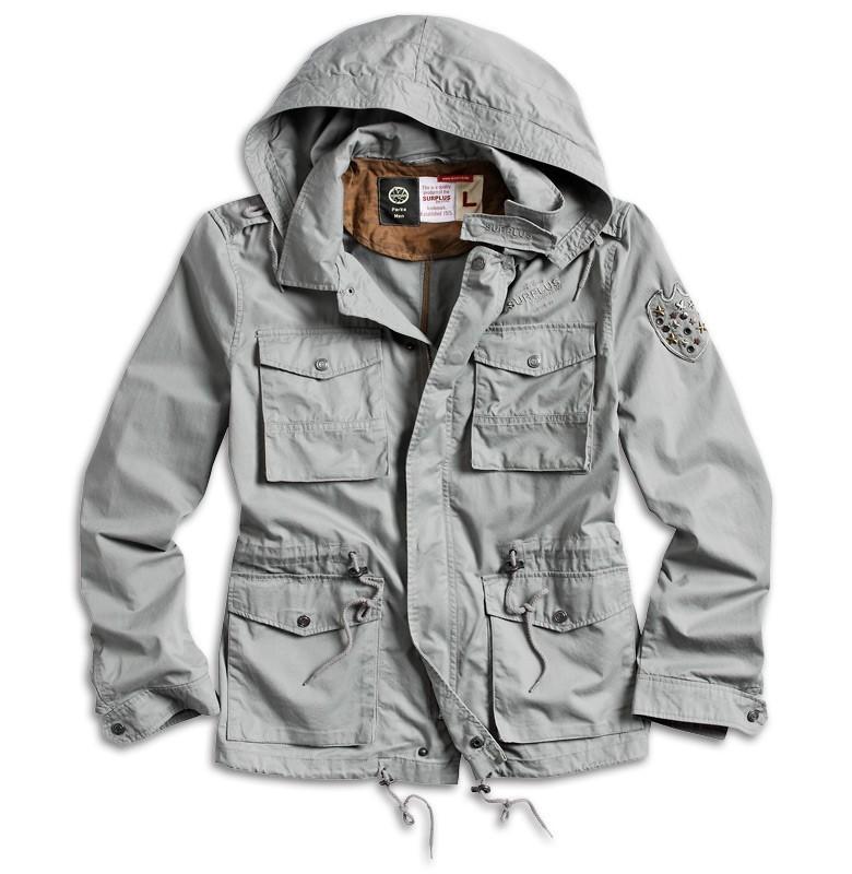 surplus m65 herren army parka jacke field jacket feldjacke. Black Bedroom Furniture Sets. Home Design Ideas