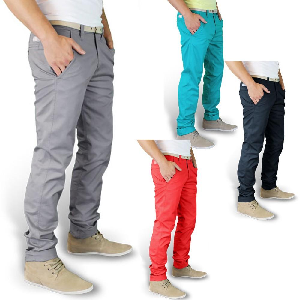 surplus s t xylontum herren chino hose 4 farben neu premium jeans business s xxl ebay. Black Bedroom Furniture Sets. Home Design Ideas