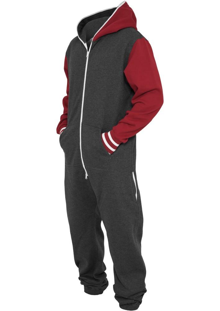 urban classics herren jump suit trainings anzug hoodie fitness chillout jogging ebay. Black Bedroom Furniture Sets. Home Design Ideas